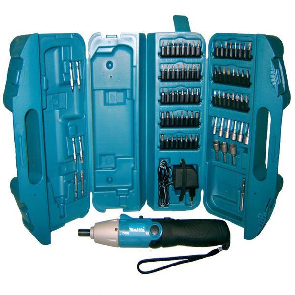 Akumulatorski odvrtač Makita 6723DW (6723 DW)