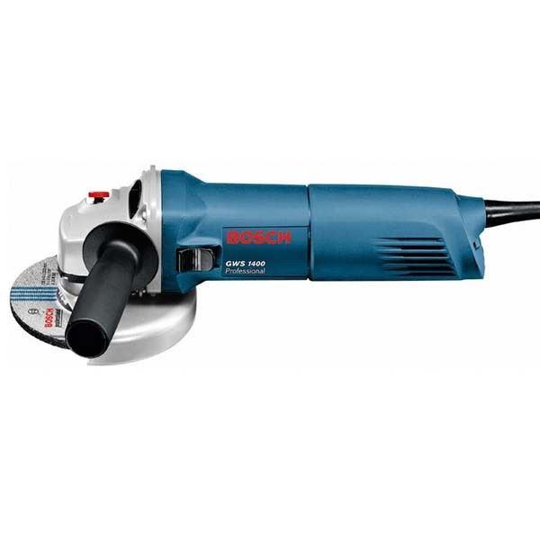 Ugaona brusilica Bosch GWS 1400 , 1.400W, 125 mm (0601824800)