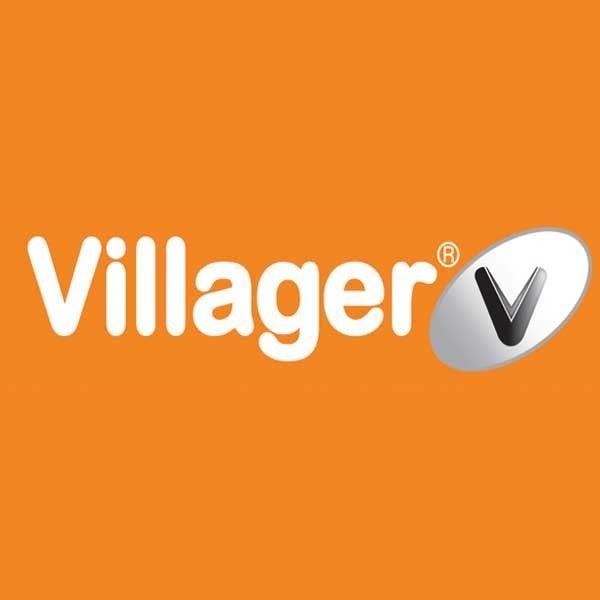 Brusilica za zid Villager VDS 1220 , 1220W (029856)