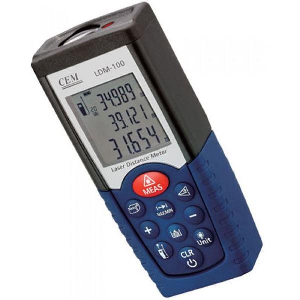 CEM laserski merač daljine - LDM-100 (LDM-100)