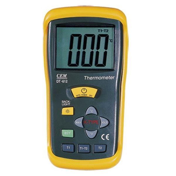 CEM termometar kontaktni - DT-612 (DT-612)