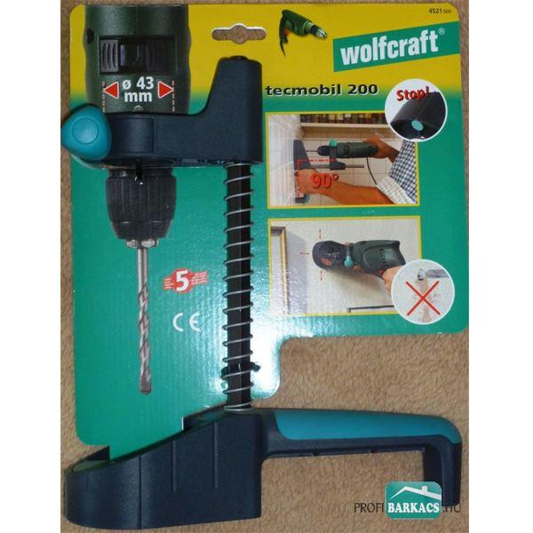 Držač za bušilicu Ecmobil 200 - 4521000,Wolfcraft (4521000)