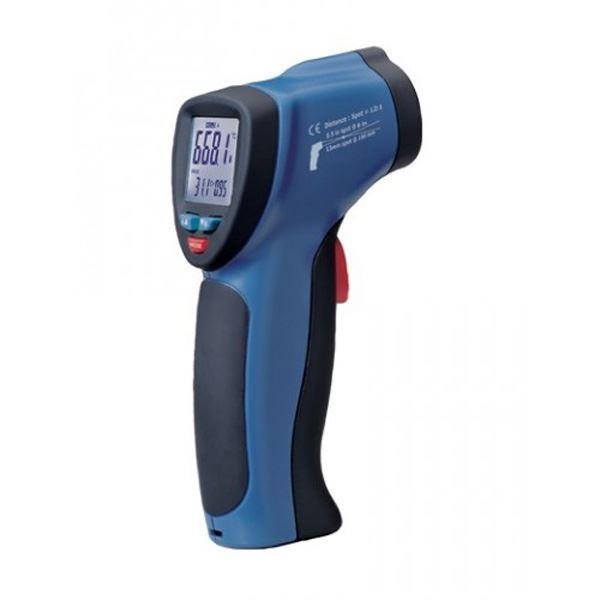 CEM infracrveni termometar 800°C - DT 8866 (DT 8866)