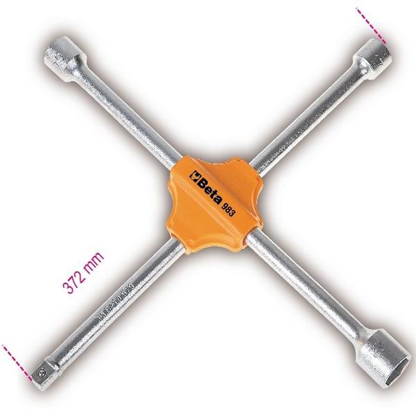 Ključ za točkove 4-karki - 983,Beta (983)