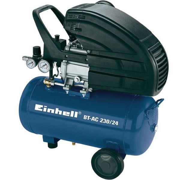 Kompresor 1.5 KW,24 l - BT-AC 230/24, Einhell (BT-AC 230/24)