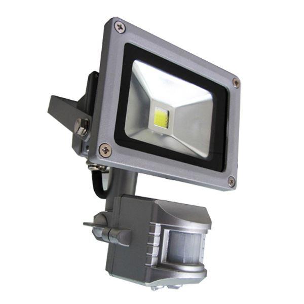 LED reflektor 1x10 W sa senzorom - S 10 (34.1437)