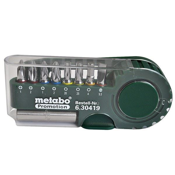 9-delni set bitova Metabo  (630419000)