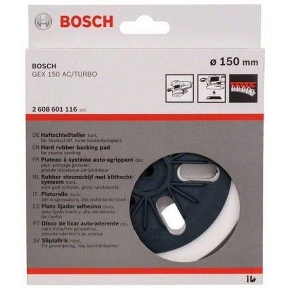 Brusni tanjir Bosch 2608601116, tvrdi, 150 mm (2608601116)