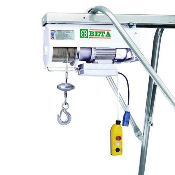 Profesionalna dizalica sa sajlom monofazna 500 kg, 40 m - SAM 500, Beta Tea Internacional (SAM 500)