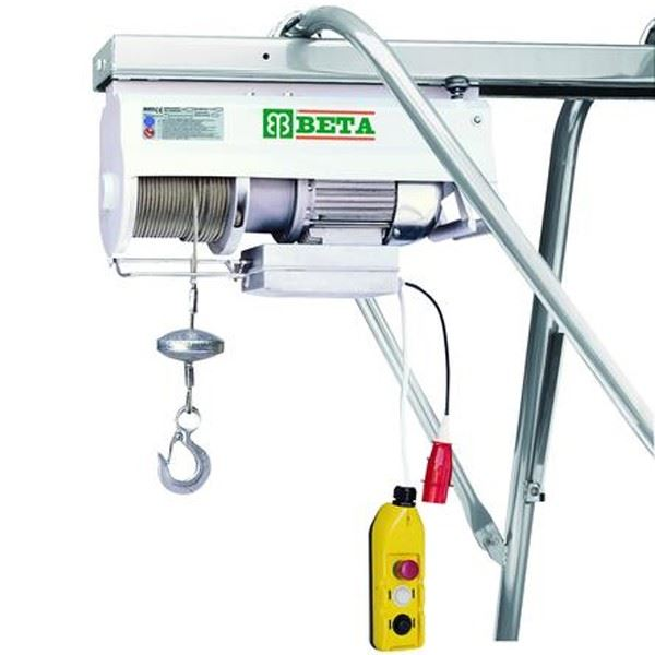 Profesionalna dizalica sa sajlom trofazna 300 kg, 40 m - SAT 300, Beta Tea Internacional (SAT300)