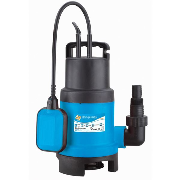 Pumpa za prljavu vodu - PAS400-P,Ekko pumps (PAS400-P)