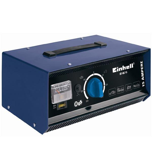 Punjač akumulatora - BT-BC 15, Einhell (BT-BC 15)