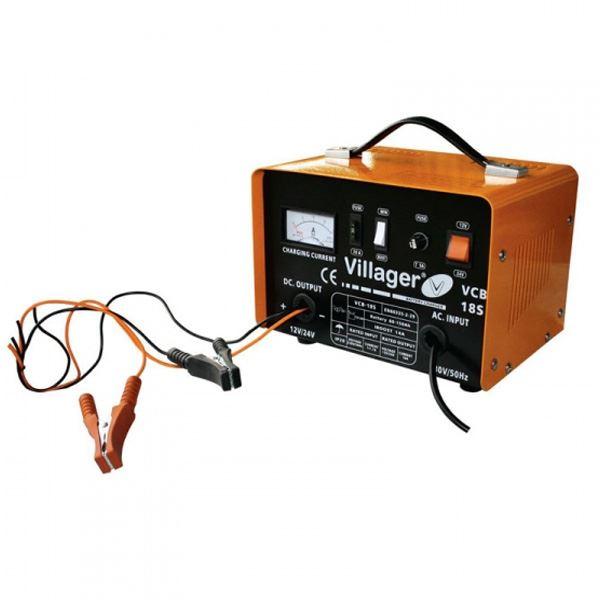 Punjač za akumulatore Villager VCB 6 E  (017030)