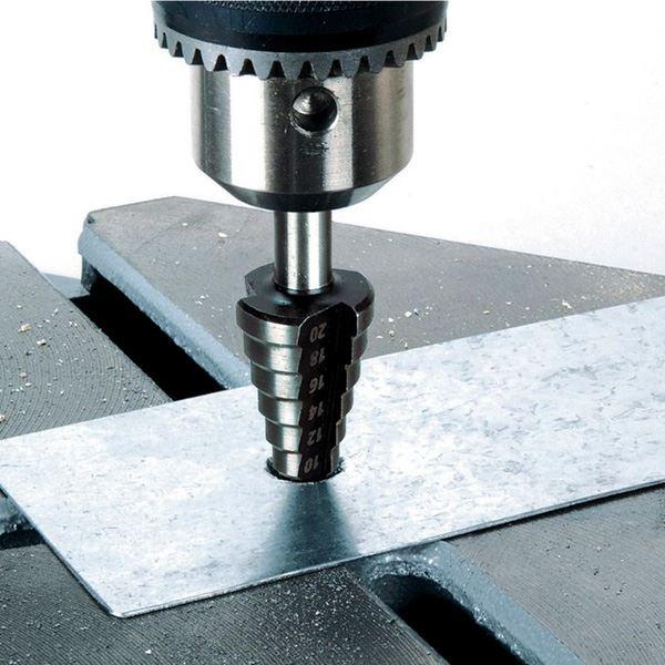 Stepenasta burgija 8-35 mm - 2585000, Wolfcraft (2585000)