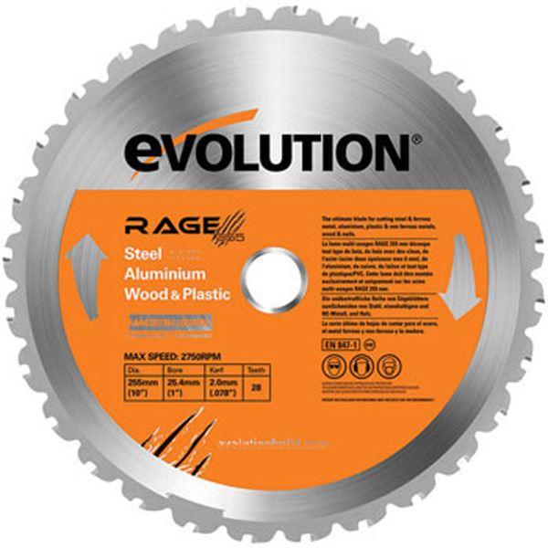 Stona testera - EVO-RAGE5-255,Evolution (EVO-RAGE5-255)