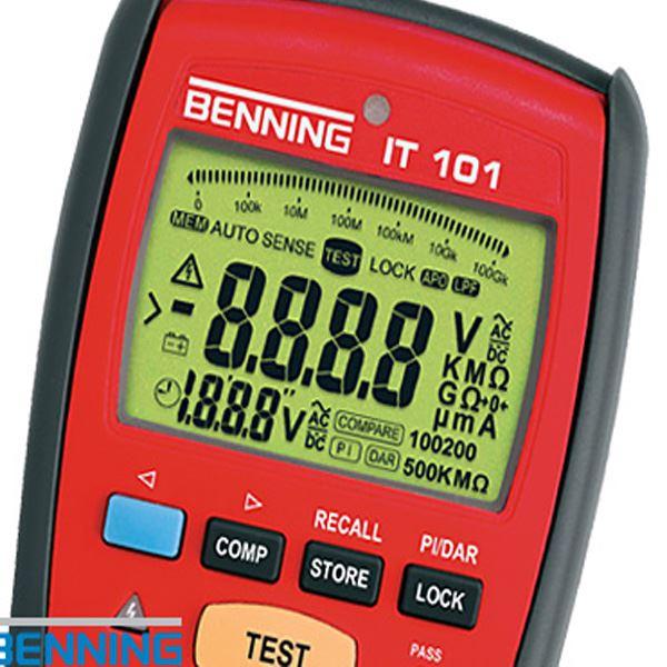 Benning tester izolacije - IT-101 (IT-101)