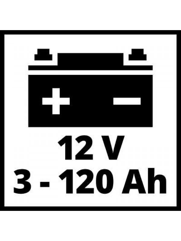 Punjač akumulatora sa mikroprocesorom Einhell CE-BC 4 M, 12V (1002225)