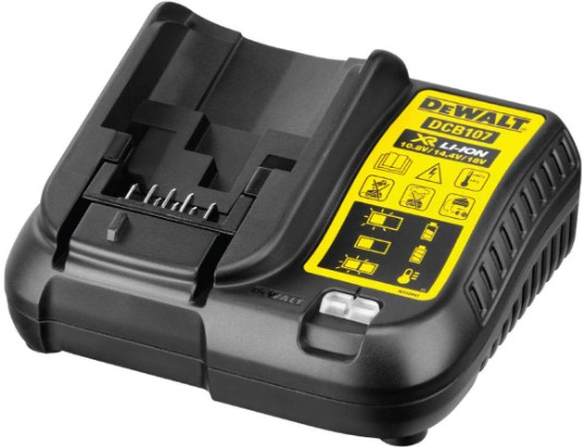 Akumulatorska bušilica-odvrtač DeWalt DCD710D2, 2x2.0Ah (DCD710D2)
