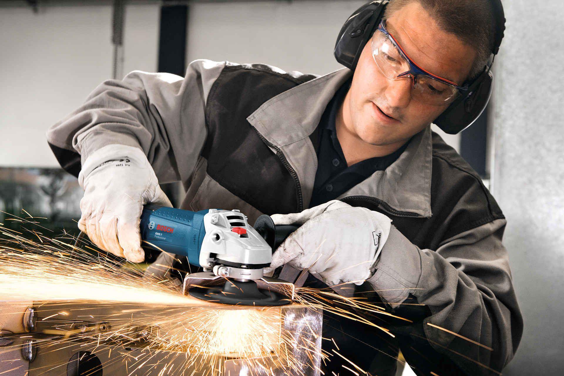 Ugaona brusilica Bosch GWS 7-125 , 720W, 125mm  (0601388108)