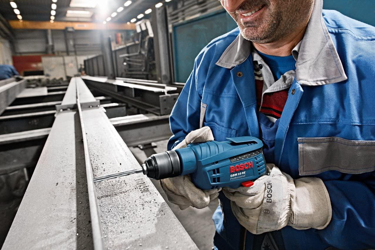 Električna bušilica Bosch GBM 10 RE, 600W (0601473600)