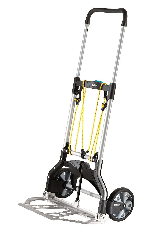 Transportna kolica na sklapanje Wolcraft 5501000 TS 850, nosivosti 100kg (5501000)