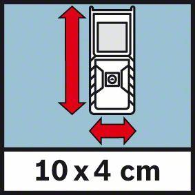 Laserski daljinomer Bosch GLM 30, 30m (0601072500)