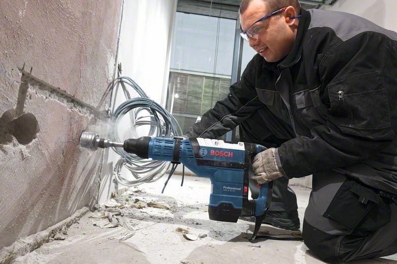 Bušilica za beton SDS-Max Bosch GBH 8-45 DV , 1.500W (0611265000)