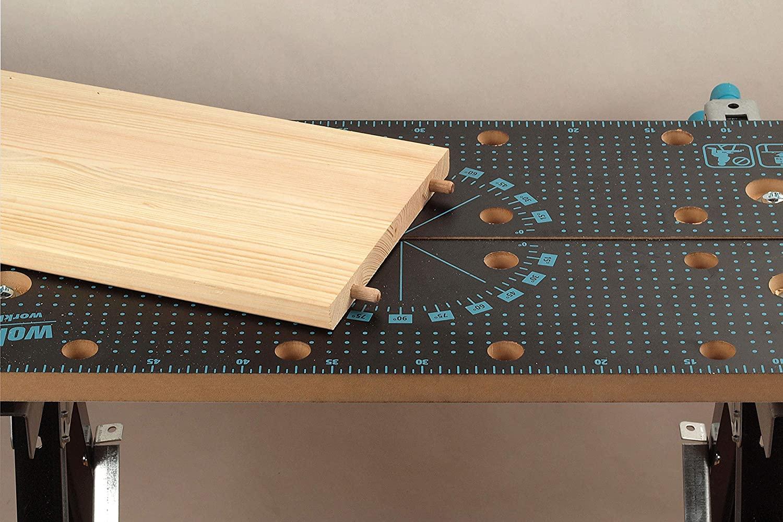 Šablon za bušenje Wolfcraft 4640000, 6,8,10mm (4640000)